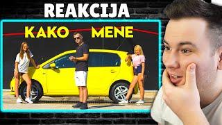 MAKEDONAC REŠIO! *GP - Kako Mene (Official Music Video)*