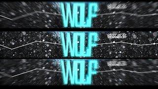 Speed art #3-BG per WOLF89XX