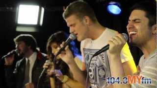 "Pentatonix ""Show You How To Love"" Live In-Studio"