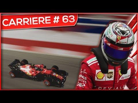UNE PREMIERE DANS L'HISTOIRE ! F1 2017 #63