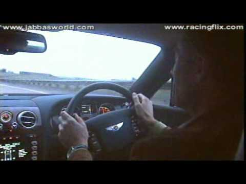 Fifth Gear - Bentley Continental GT