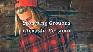 Stomping Grounds (Acoustic Version) - JJ Lawhorn
