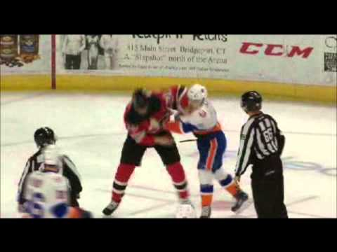 Mike Cornell vs. Riley Boychuk