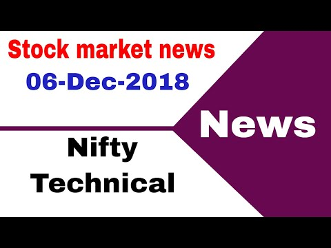 Stock market news #06-Dec-2018 - Eveready indus, comm, rec, sagar cements, bhel 🔥🔥🔥