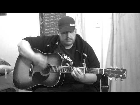 Drew Taylor- Last Caress (Misfits Acoustic Cover)
