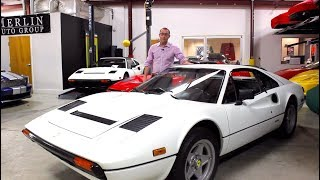 Ferrari 308 Buyer's Guide | Adam Merlin