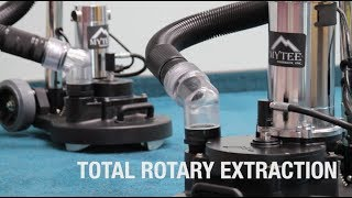 T Rex Total Rotary Extraction Mytee Products Inc