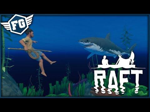 ŽRALOK JE ZPĚT - Raft #1