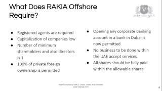 RAK Company Formation