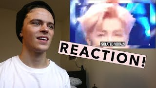 BTS DNA No Autotune [Real Voice] REACTION!