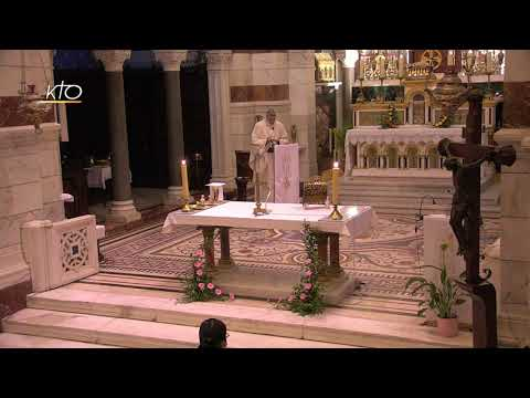 Laudes et Messe du 27 janvier 2021 à Notre-Dame de la Garde