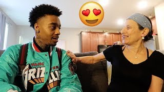 ASKED MCRINGES MOM ON A DATE & THIS HAPPENED!