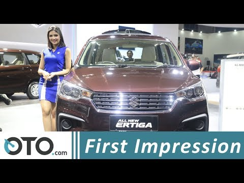Suzuki Ertiga | First Impression | IIMS 2018 | OTO.com