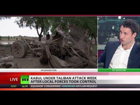 Taliban attacks Kabul pres palace, ISAF HQ amid US-insurgents talks debacle