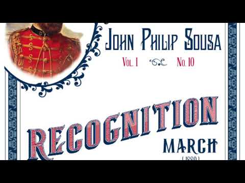 "This is an arrangement that I wrote of John Philip Sousa's ""Recognition March"" for brass quintet!"
