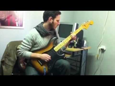 פרומו לסדנת גיטרה בדראמר