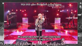 [iTV subteam | Vietsub] The best damn thing - Avril Lavigne (live)