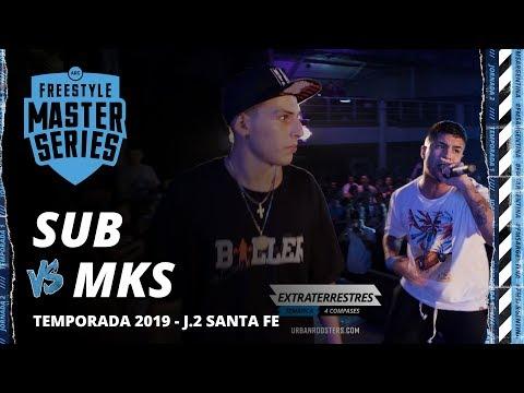 SUB VS MKS - FMS ARGENTINA Jornada 2 OFICIAL - Temporada 2019
