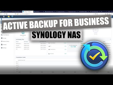 Synology Active Backup for Business