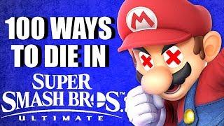 100 Ways to Die in Super Smash Bros. Ultimate