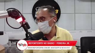 Programa Reporterpb no Rádio do dia 09 de junho de 2021