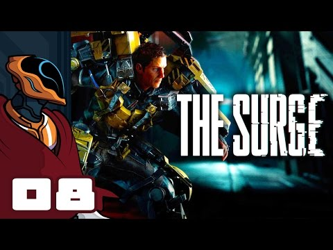 Let's Play The Surge - PC Gameplay Part 8 - The Charred
