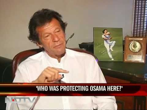 Pakistan being treated as hired gun: Imran Khan to NDTV