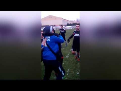 Tanew Harasiuki - Sparta Jeżowe 1-0. Zwycięski gol Jakuba Waliłko [WIDEO]