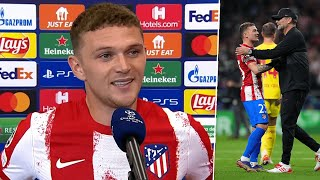 """""""No excuses tonight."""" Trippier refuses to dwel on ref's decisions in Atletico's defeat to Liverpool"""