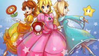 Piece Of Heaven - Peach Daisy And Rosalina Tribute