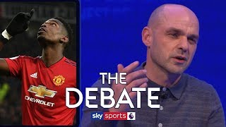 Why has Paul Pogba improved so dramatically under Solskjaer?   The Debate