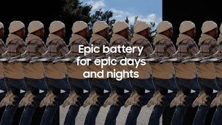 Galaxy S21 Ultra: Enjoy Intelligent Battery for epic days and nights | Samsung thumbnail