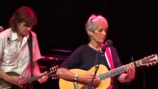 Joan Baez & Indigo Girls - Don't Think Twice, It's Alright 2014
