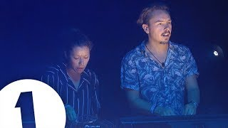 Monki B2B Purple Disco Machine   Radio 1 In Ibiza 2018   Café Mambo | FLASHING IMAGES