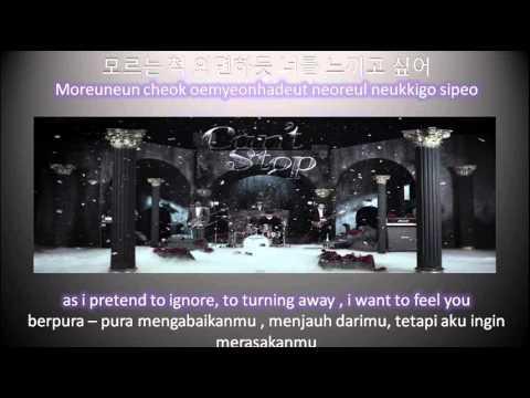 CNBLUE Diamond girl (Hangul lyrics + Romanization lyrics Eng sub + Indonesian sub)