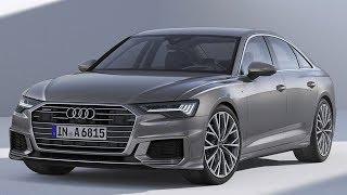 Роскошная, Быстрая, Экономичная, Ауди А6 2019 ||   2019 Audi A6