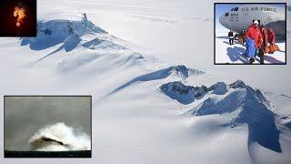 Alien Machines Buried In Antarctica?