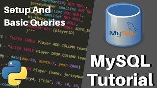 Python MySQL Tutorial – Setup & Basic Queries (w/ MySQL Connector)