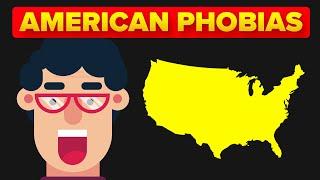 Weird American Phobias