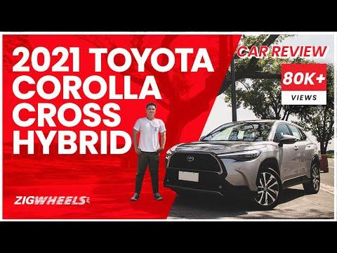 2021 Toyota Corolla Cross Hybrid Review