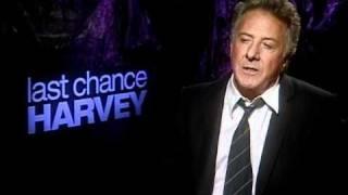 Last Chance Harvey - Exclusive: Dustin Hoffman Interview