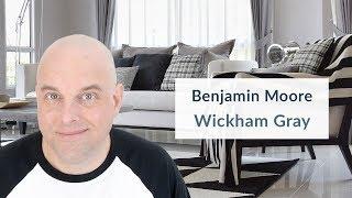 Benjamin Moore Wickham Gray Color Review