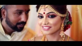Beautiful Indian Wedding | Gobinath & Asha