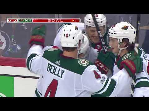 Minnesota Wild   Winnipeg Jets   September 18th, 2017 NHL co