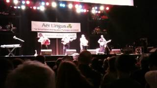 The Little Beggarman Medley - The High Kings - Milwaukee Irish Fest 2012
