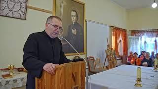 Rekolekcje z ks. dr Jarosławem Międzybrodzkim, Ożarów Maz. 28.04.2018 -