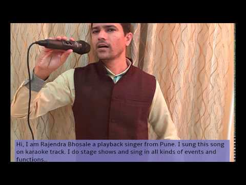Hindi Bollywood Song: Chookar Mere Man Ko Kiya Tune Kya Ishara.. By Rajendra Bhosale