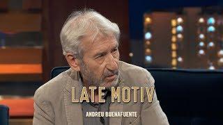 LATE MOTIV - José Sacristán. Antes Monja Que Morderse La Lengua   #LateMotiv565