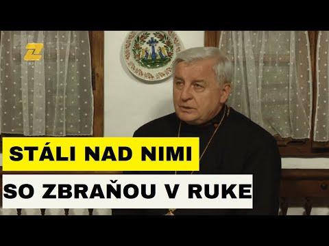 Téma na Zemplíne: Arcibiskup Ján Babjak a osudy prenasledovaných gréckokatolíckych kňazov – 2.časť