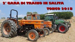2° Gara di traino in salita - Tonco 2018